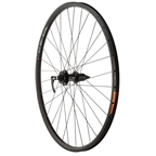 "Quality Wheels Mountain Disc Rear Wheel 29"" SRAM 406 6-bolt / WTB FX23 Black"