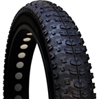 "Vee Rubber Bulldozer Fat Bike Tire: 26 x 4.7"" 120tpi Folding Bead Silica Compound Black"