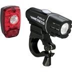 Cygolite Streak 310 and Hotshot SL USB Rechargeable Headlight and Taillight Set