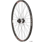 "Quality Wheels Front Wheel Mountain Disc 29"" 15mm WTB KOM / Hope Pro2 / DT Competition All Black"