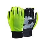 Bellwether Climate Control Fleece Glove: HI-Vis