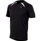 Pearl Izumi Men's Fly Short Sleeve Running Top: Black