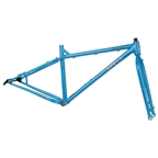 Surly Ice Cream Truck MDS Fat Bike Frameset - Jack Frost Blue