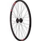 "Quality Wheels Mountain Disc Front Wheel 26"" Formula 15mm / WTB SpeedDisc Black"