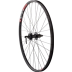 "Quality Wheels Mountain Disc Rear Wheel 29"" Deore 6-bolt / WTB SpeedDisc Black"