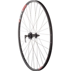 "Quality Wheels Mountain Disc Front Wheel 29"" SRAM 406 6-bolt / WTB SpeedDisc Black"