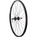 "Quality Wheels Mountain Disc Rear Wheel Novatec D88 WTB ST 27.5"" QR/142 Black"