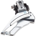 Shimano Altus M313 7/8-Speed Traditional Dual-Pull Front Derailleur
