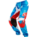 ONE Industries Youth Atom Pant: Camoto Blue Youth