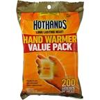 HeatMax Hot Hands Hand Warmers: 10 Pairs