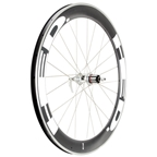 HED Wheels Jet 6 + FR 700c Rear Wheel Shimano 10-11 Speed Black