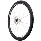 HED Wheels Ardennes + SL disc 700c Front Wheel Black