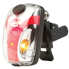 Light and Motion Vis 180 Micro tail light, silver