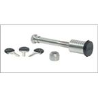 Allen 500L Stainless Steel Locking Hitch Pin