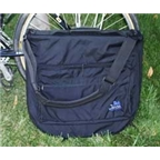 Jandd Commuter Garment Bag Pannier