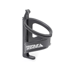 Profile Nylon Kage  Water Bottle Cage with Retention Band: Black