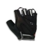 Serfas Men's RX Short Finger Gloves - Black