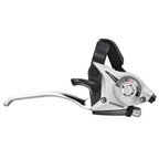 Shimano HB ST-EF51 3x7-speed Brake/Shift Lever Set Silver