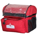 Arkel Handlebar Bag Large - Red
