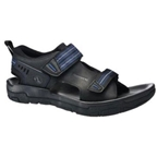 Shimano SH-SD66L Black Cycling Sandals