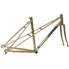 Soma Buena Vista Mixte Frame Set - Gold