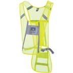Nathan LED Cyclist Reflective Safety Vest: Neon Yellow