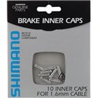 Shimano Brake Cable Tips Box of 10