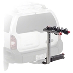 "Yakima SwingDaddy 2"" Receiver Hitch Rack: 4-Bike"