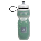 Polar Insulated Water Bottle 20 oz. Green