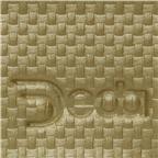 Deda Elementi Logo Tape - Gold