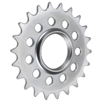 "Surly Track Cogs - 3/32"" - 22t Silver"