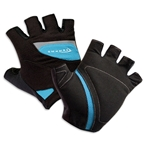 Serfas Starter Women's Short Finger Gloves - Sky - X-Small