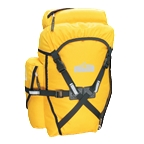 Arkel XM-45 Touring Panniers Yellow