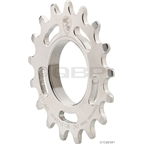 "All-City 18T x 1/8"" Track Cog Stainless"