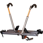 Kuat Sherpa 2-bike Tray Hitch Rack Black/Chrome
