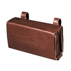 Brooks D-Shaped Tool Bag - Brown
