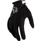 Fox Racing Women's Reflex Gel Full-Finger Glove: Black