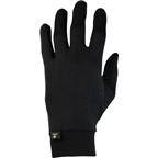Hirzl Outdoor Silk Glove Liner: Black