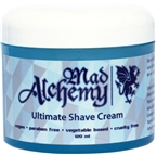 Mad Alchemy Ultimate Shave Cream 4 fl oz