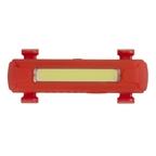 Serfas Thunderbolt USB Headlight Red