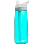 Camelbak eddy Water Bottle: 0.75 Liter; Turquoise