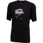 Surly Men's Ice Cream Truck T-Shirt: Black
