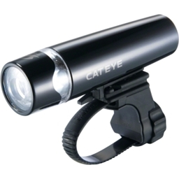Cateye EL010 LED Uno Headlight: Black