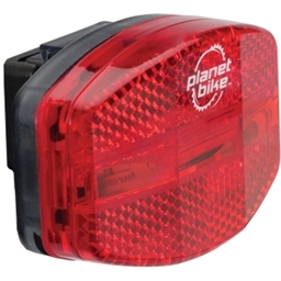 Planet Bike Rack Blinky 5 Taillight