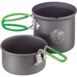 Optimus Terra HE Weekend Cook Set: 2-Piece