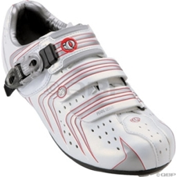 Pearl Izumi Women's Elite II Road Shoes - White/Silver