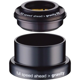 "Gravity DX HD 1-1/8"" steer 1-1/8"" ZS top/1.5"" low"
