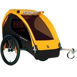 Burley Bee Child Trailer, Yellow