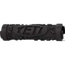 ODI Yeti Hard Core Lock-On Grip Bonus Pack, Black