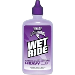 White Lightning Wet Ride 4oz Bottle